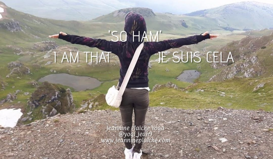 So'Ham – This Autumn Season's Mantra